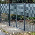 Zaun in Köln